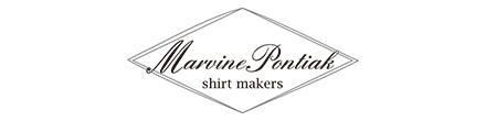 Marvine Pontiak Shirt Makers,マービンポンティアックシャツメーカーズ