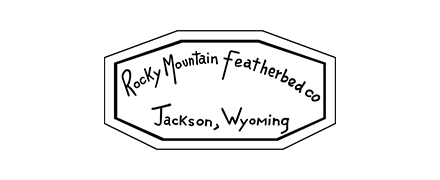 ROCKY MOUNTAIN FEATHER BED