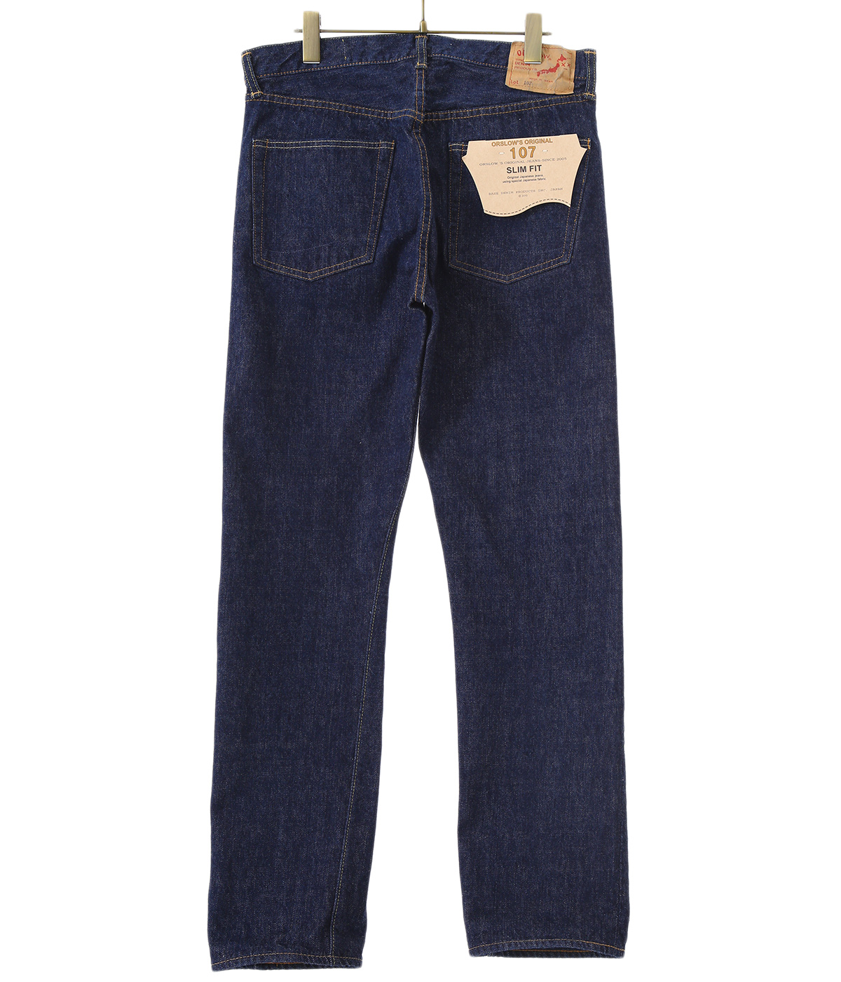 MEN'S IVY FIT JEANS -ONEWASH-