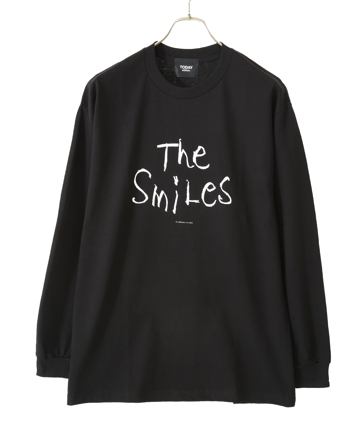 【別注】LS TEE THE SMILES