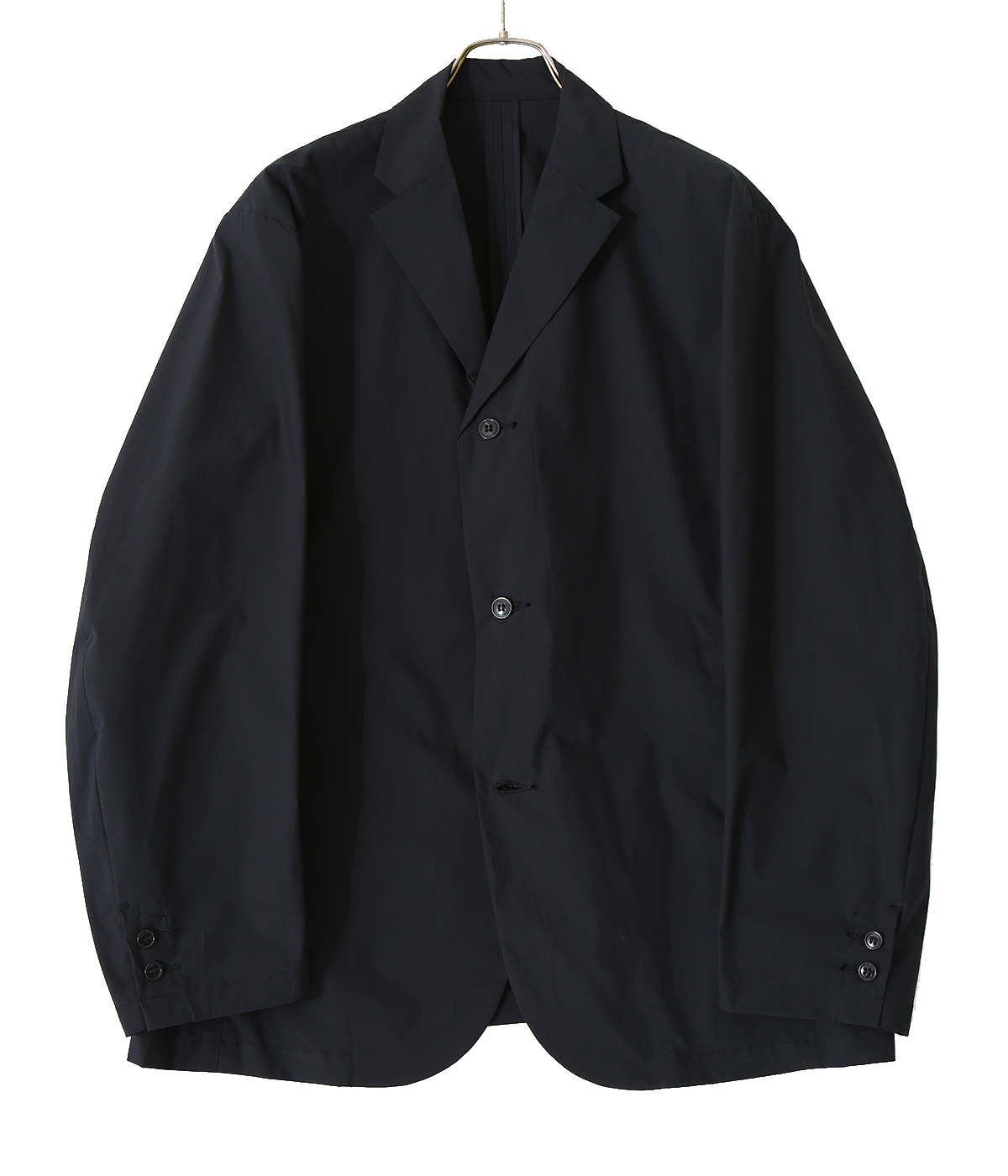 【予約】STRETCH WEATHER CLOTH TAILORED JACKET
