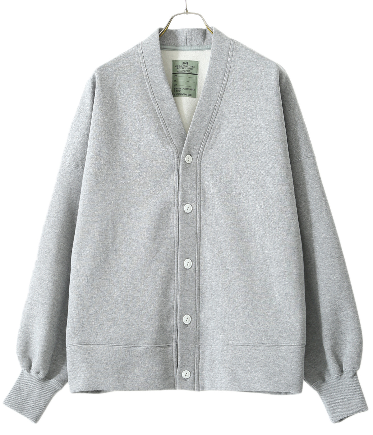 【予約】FAT SLEEVE CARDIGAN