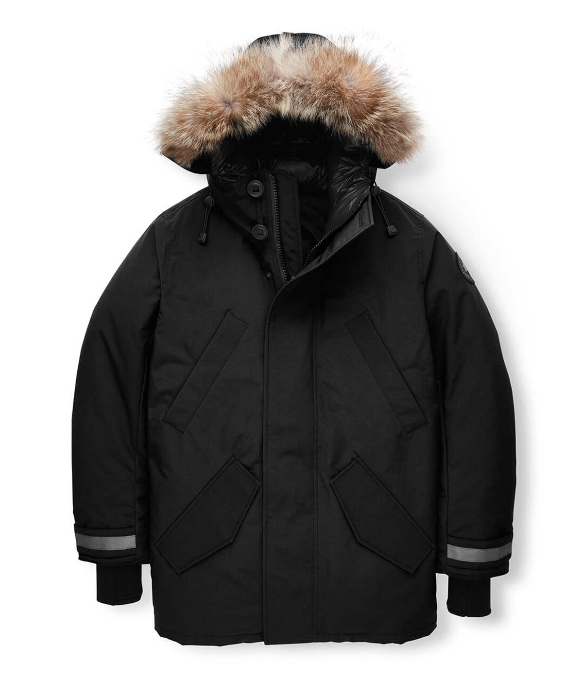 EDGEWOOD PARKA FF BLACK LABEL