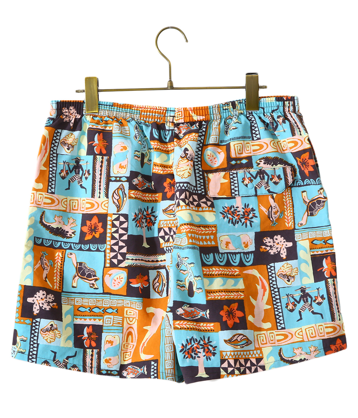 "M's Baggies Shorts -5in"" -SPBG-"