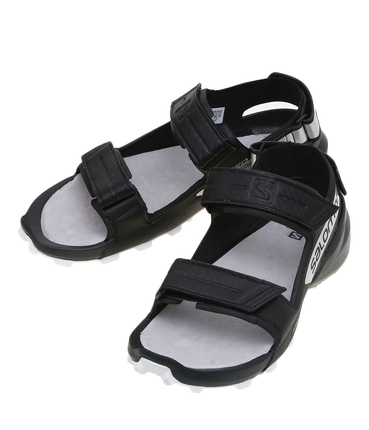 salomon CROSS SANDAL for and wander