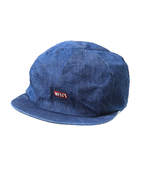 WEST'S DENIM CAP