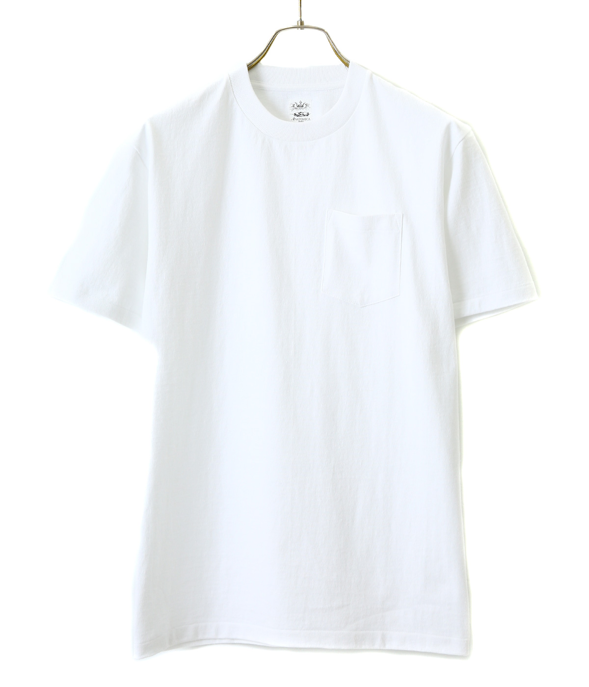 【予約】POCKET TEE S/S made of USA yarn