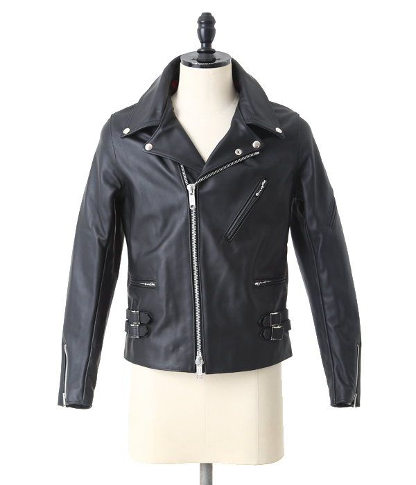 MEN'S GEORGIAN JACKET -Cow Leather-