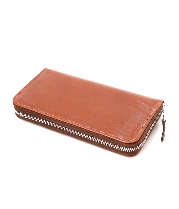 LONG ZIP WALLET / BRIDLE