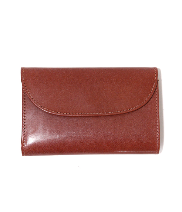 3FOLD WALLET(ANTIQUE×Bridle Leather Collection)