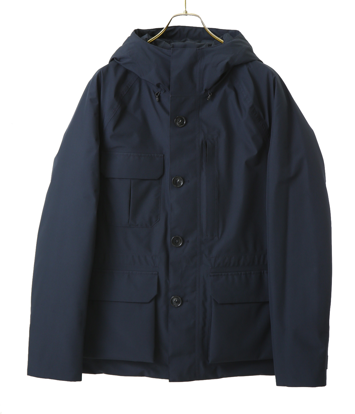 GTX MOUNTAIN JKT -NAVY MELTON-
