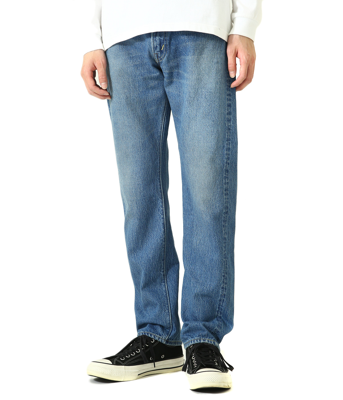 MEN'S IVY FIT JEANS 2YEAR WASH