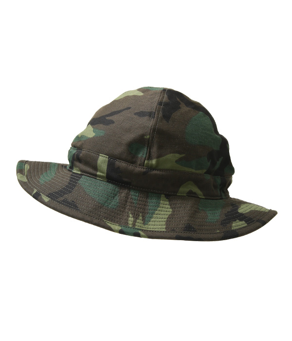 US NAVY HAT -WOODLAND  CAMOUFLAGE-