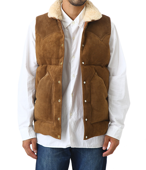 LEATHER CHRISTY VEST (LCV)