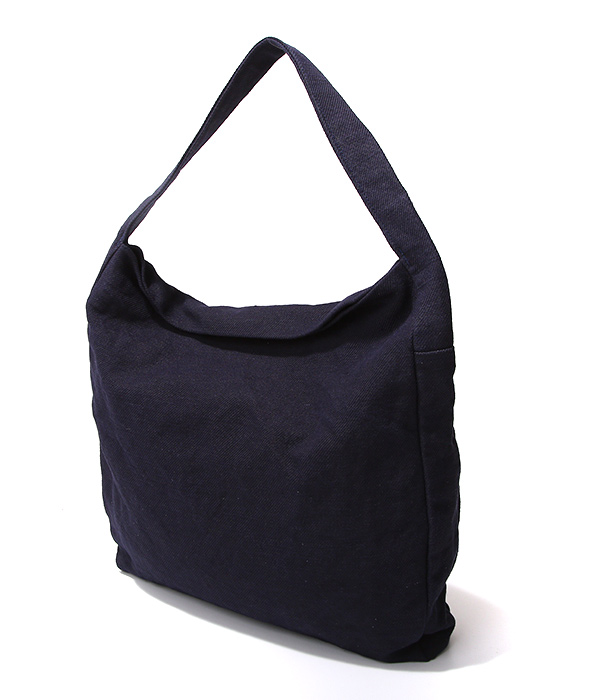 HANDLE TOTE COTTON JUTE TWILL Y-