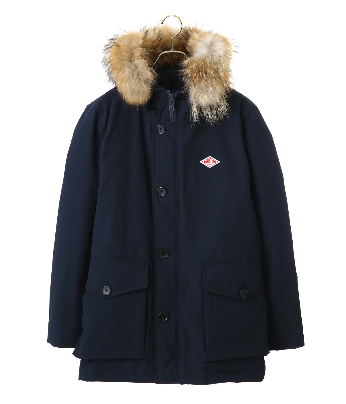 DOWN JACKET(P/C TUSSAH)