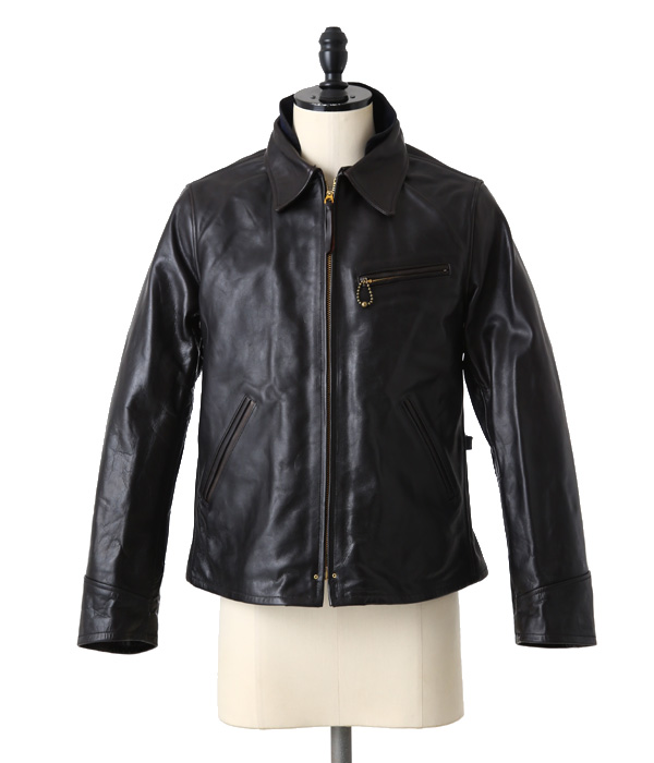 HORSE HIDE SPORTS JACKET