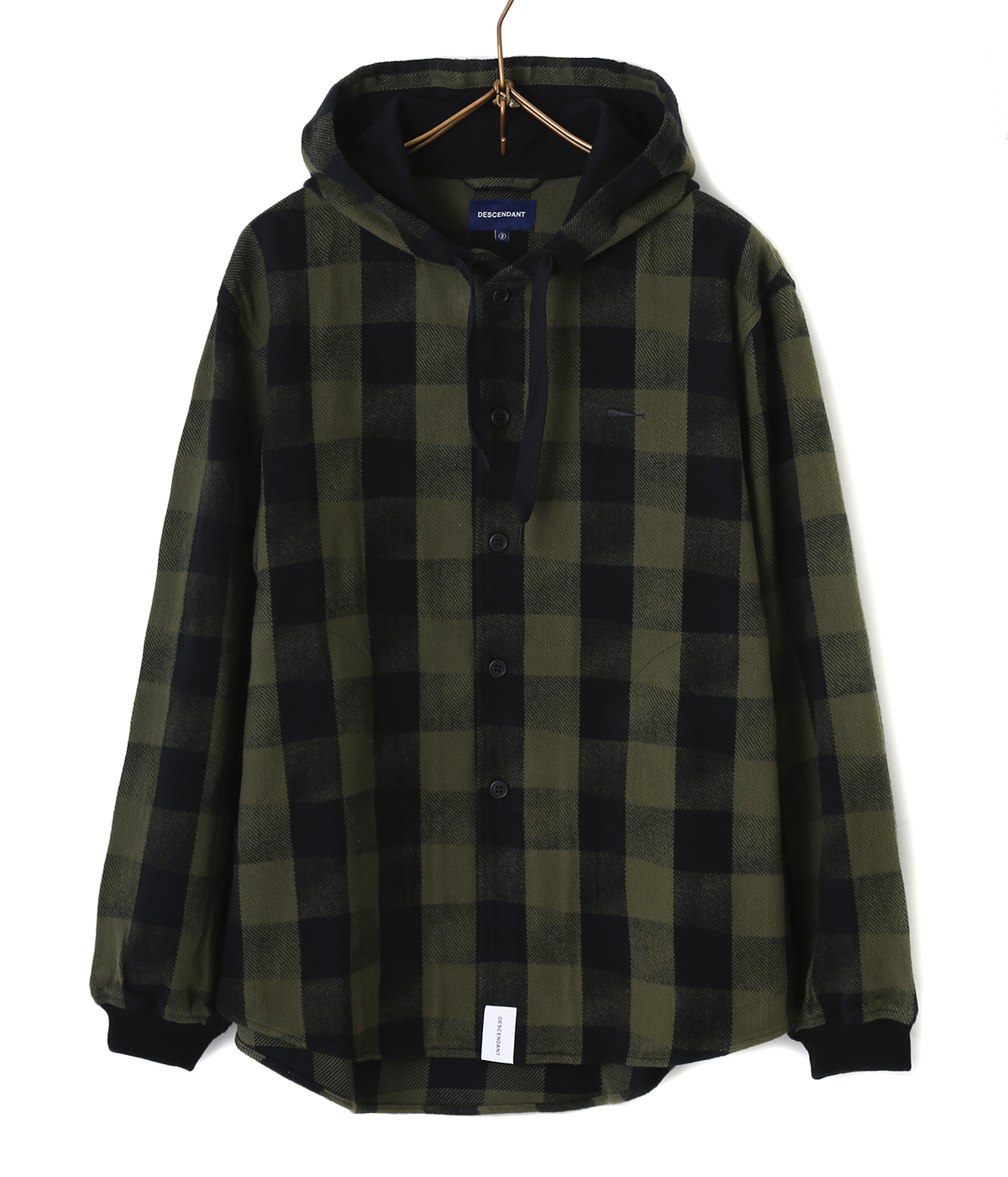 MULE HOODED LS SHIRT