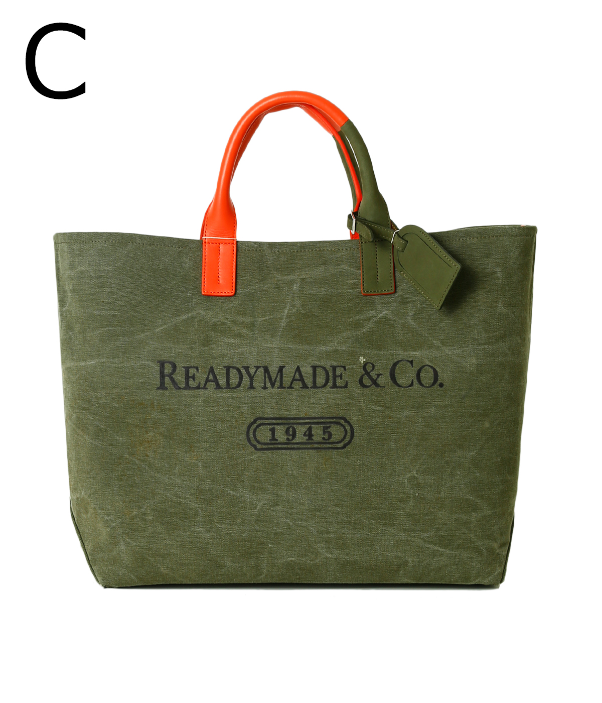 WEEKEND BAG(KHAKI)