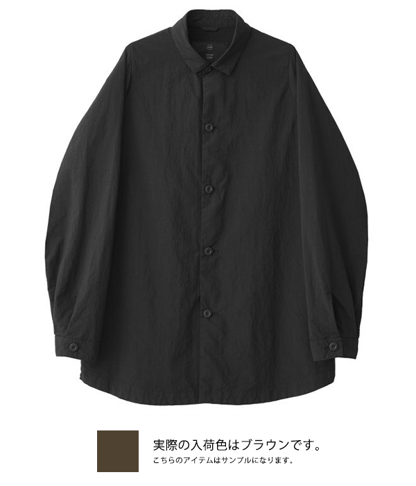 【予約】【別注】CARTRIDGE SHIRT P