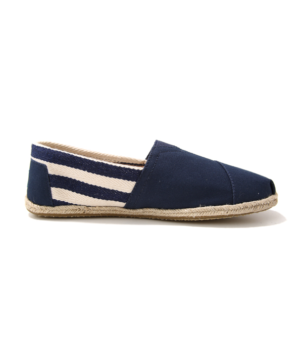 MENS UNIVERSITY CLASSICS -Navy Stripe-