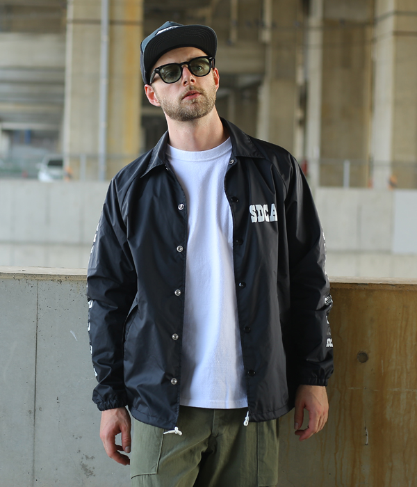Coach Jacket Type2 -ARKnets Limited-