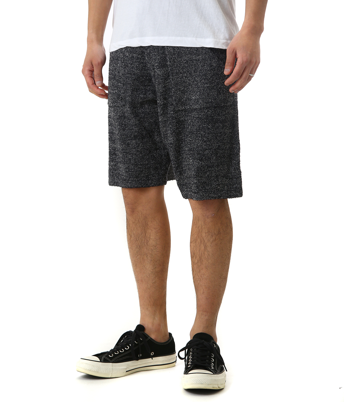 CCL MENS HEATHERED SHORT