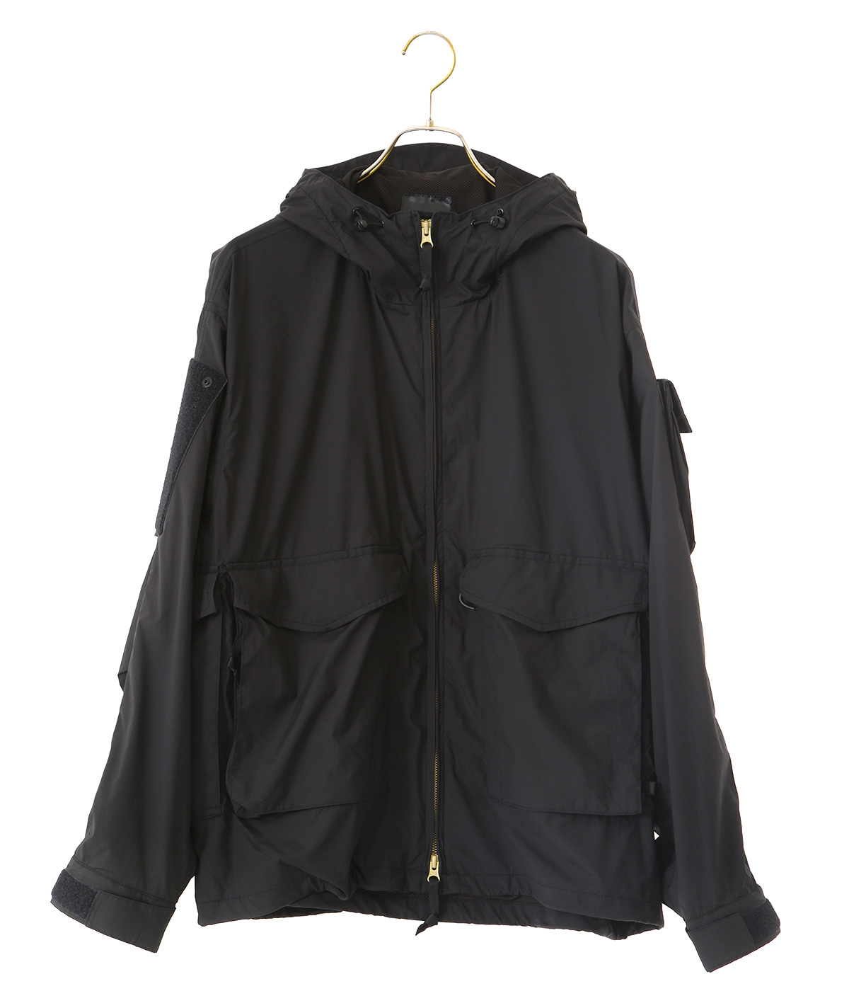 Micro Rip-Stop Loose WEP Parka