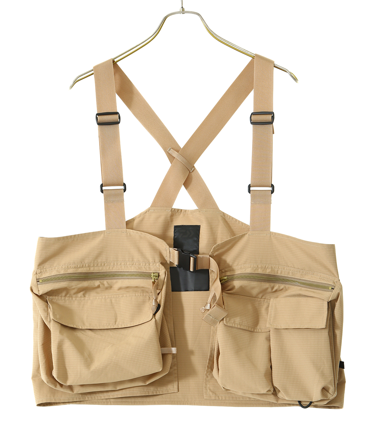 Mulch Pocket Mesh Tool Vest