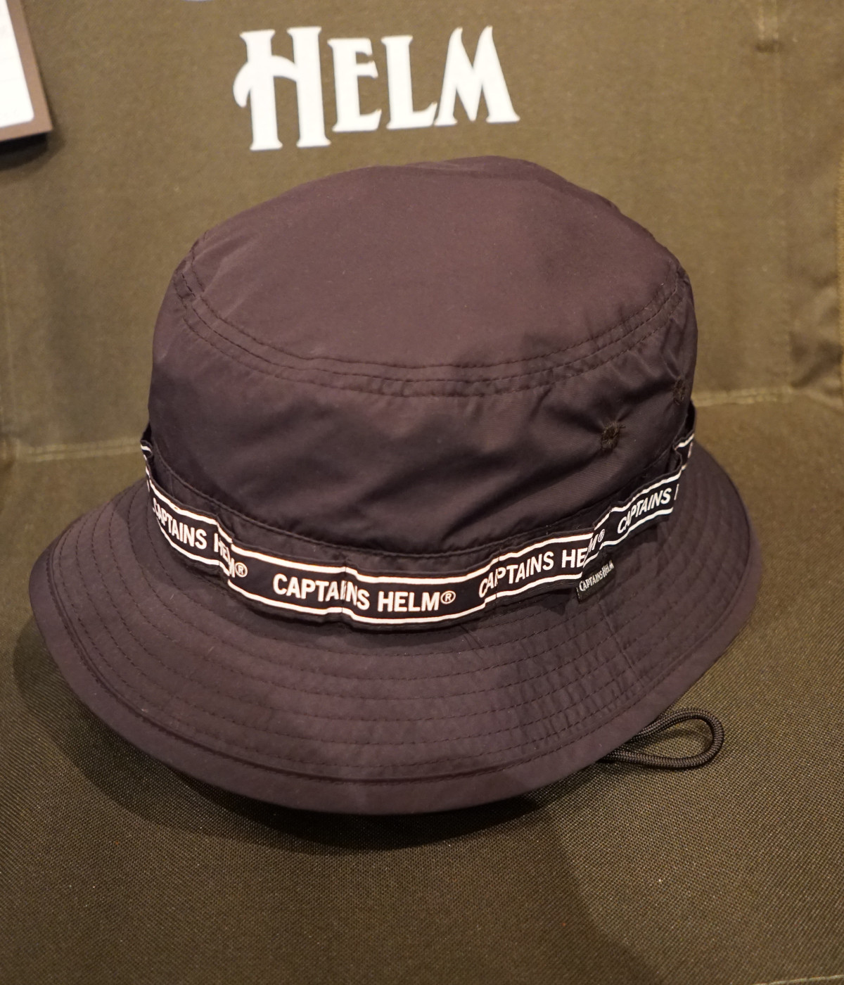 【予約】ACTIVE WATER-PROOF HAT