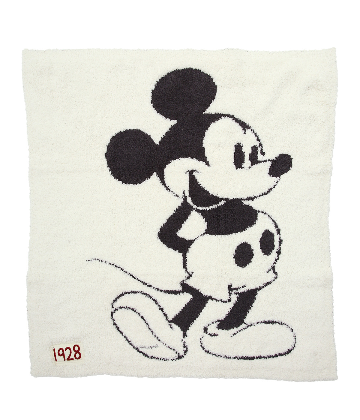 D105 Classic Mickey Mouse Baby Blanket