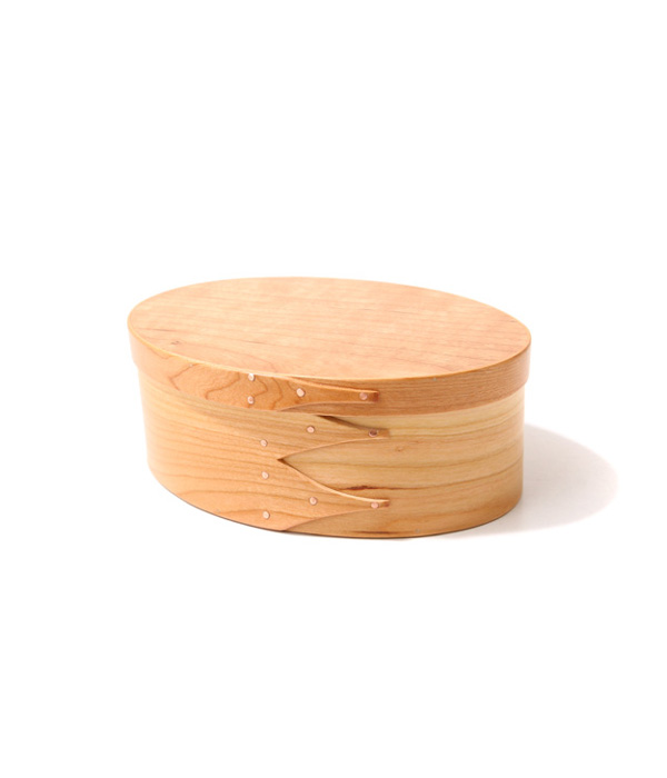 oval shaker box-C++ -Type A- (18.5cm×12.5cm×7cm)