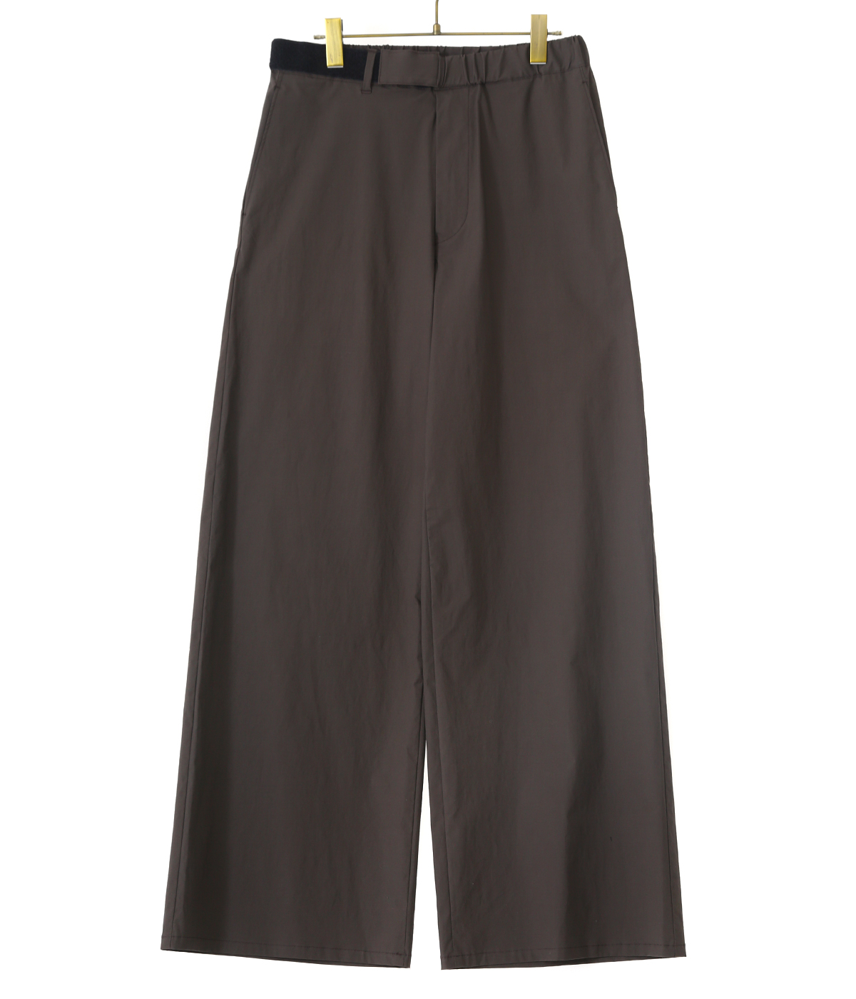 Stretch Typewriter Wide Cook Pants