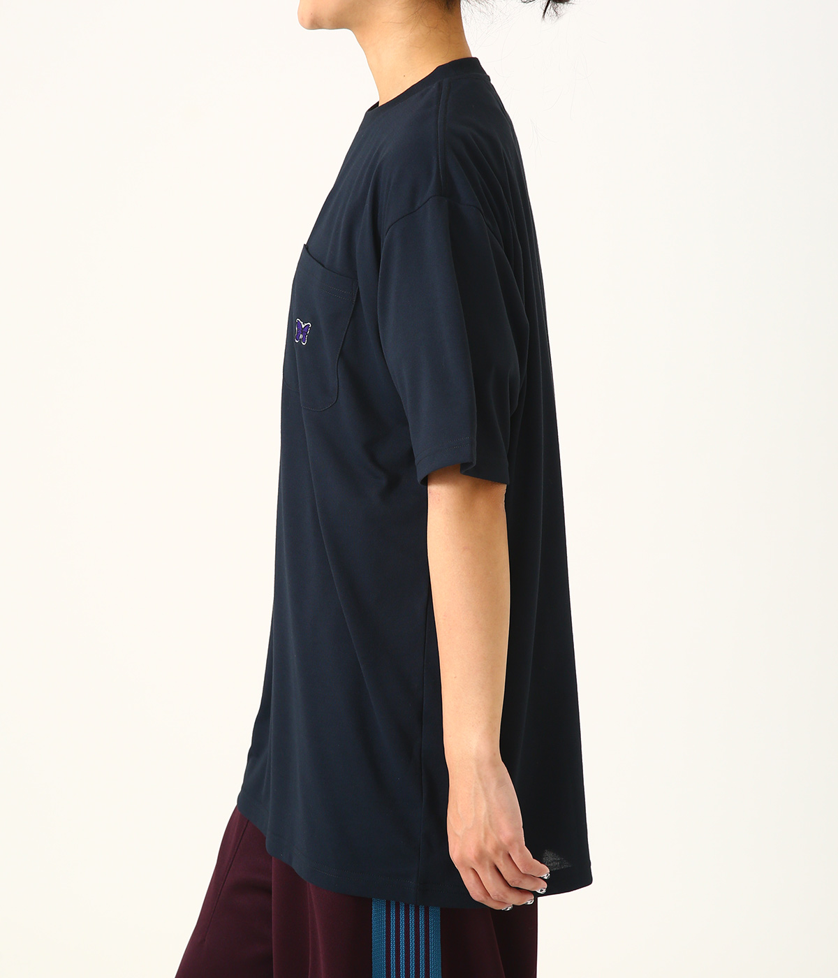 S/S Crew Neck Tee - Synthetic Jersey