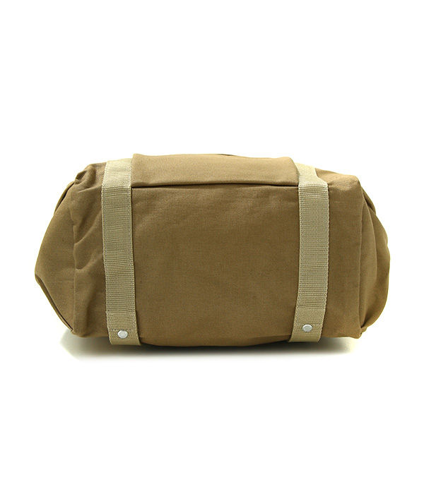 COTTON CANVAS UTILITY BAG