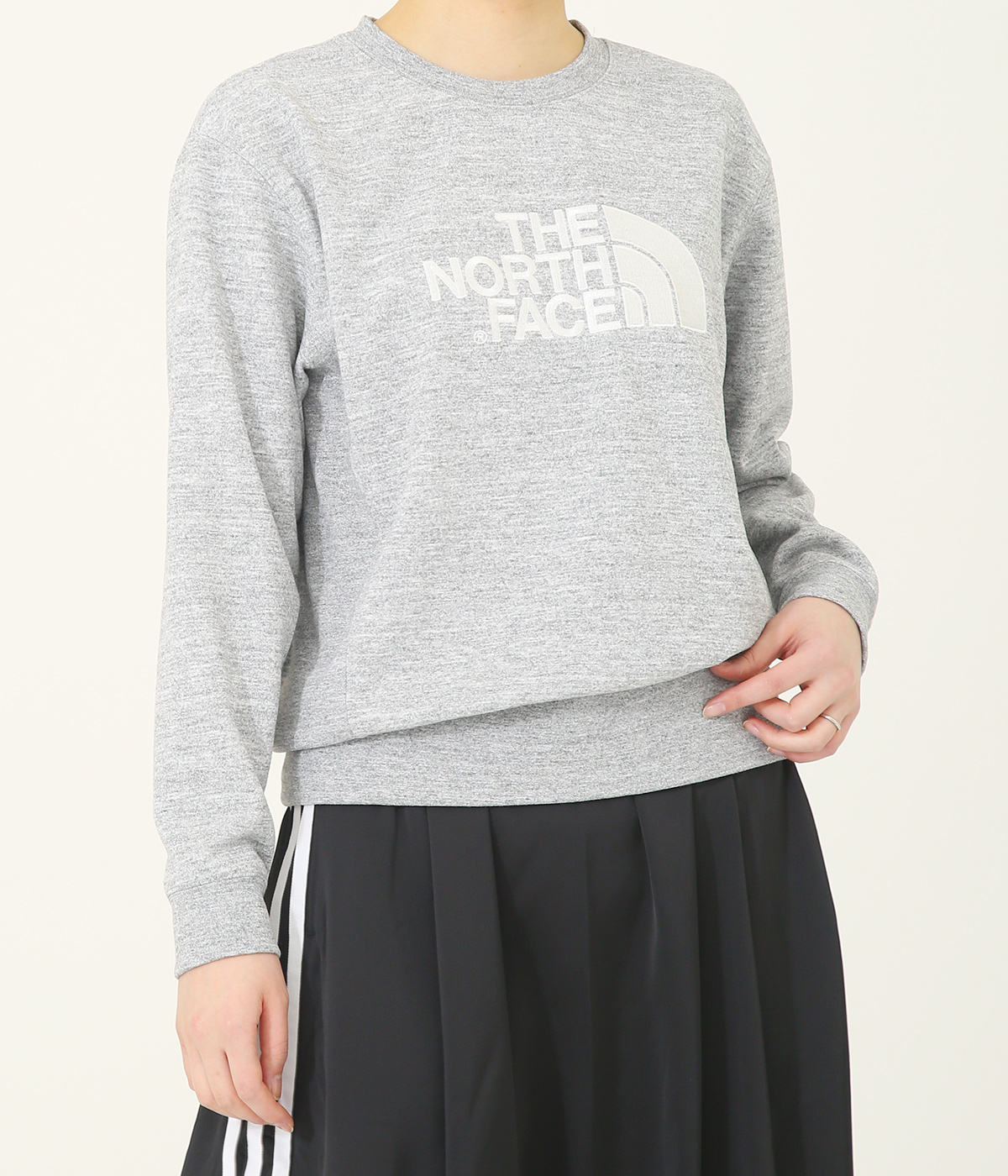 Heather Sweat Crew