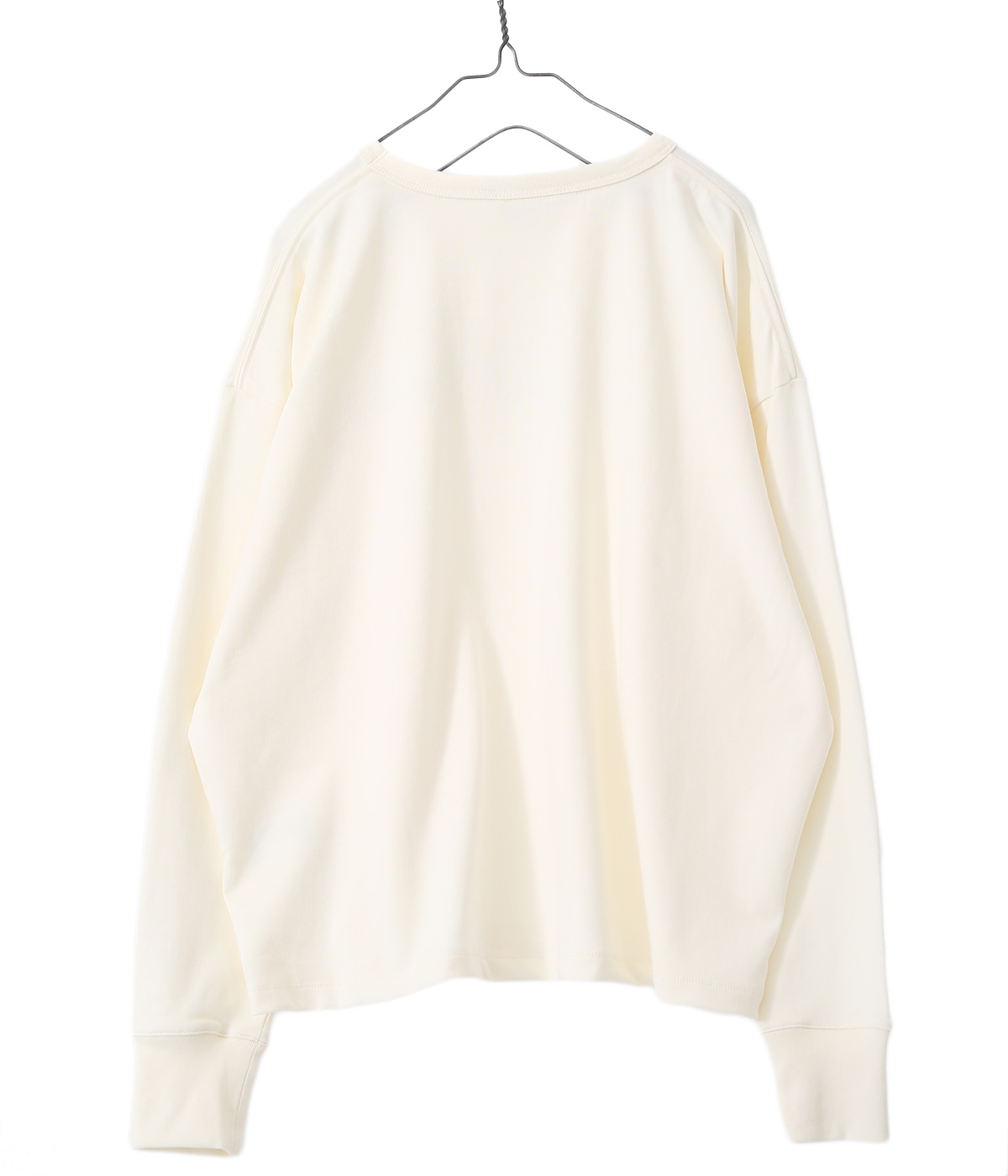 【レディース】suvin pima jersey  long T-shirt