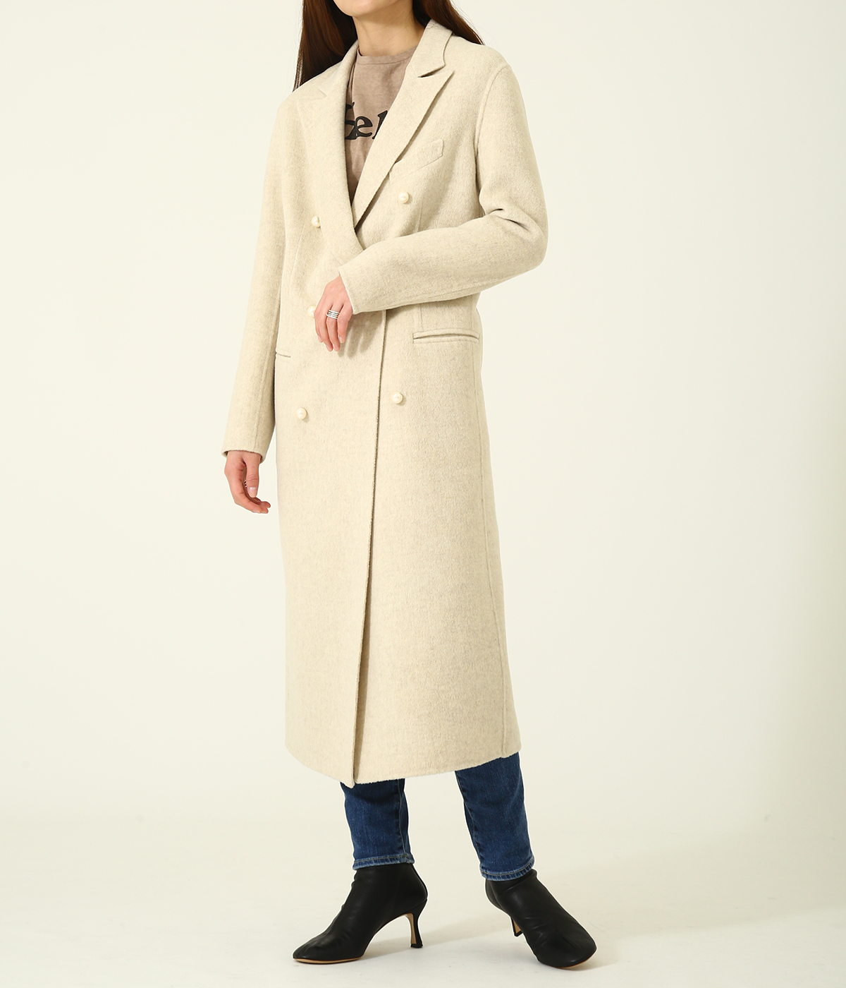 PEARL CHESTER COAT