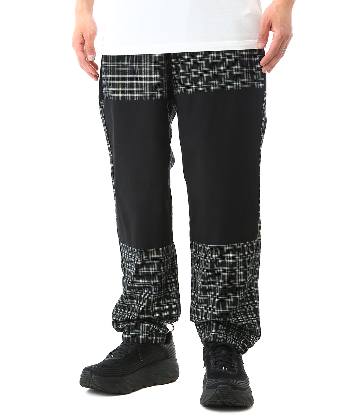CHECK EASY PANTS