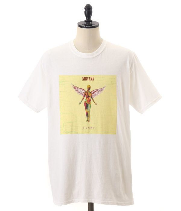 Insonnia PROJECTS / IN UTERO TEE