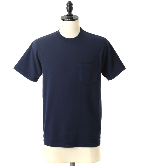S/S Basic Pocket Tee