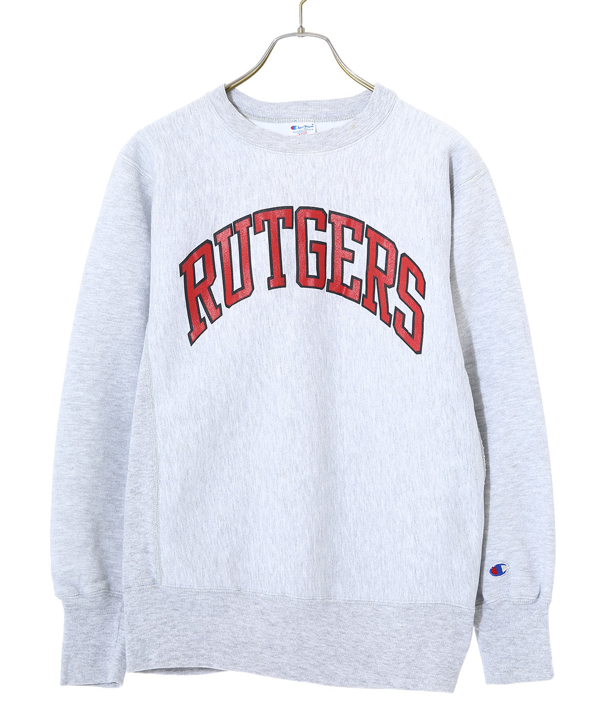 【USED】80's Champion RUTGERS SW