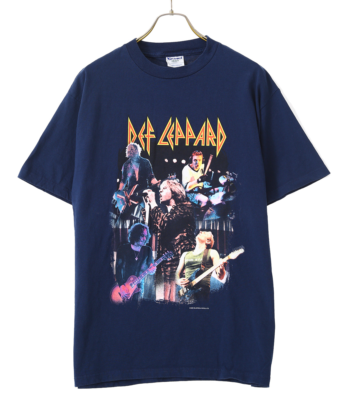 【BAND-T】Def Leppard T-SHIRTS