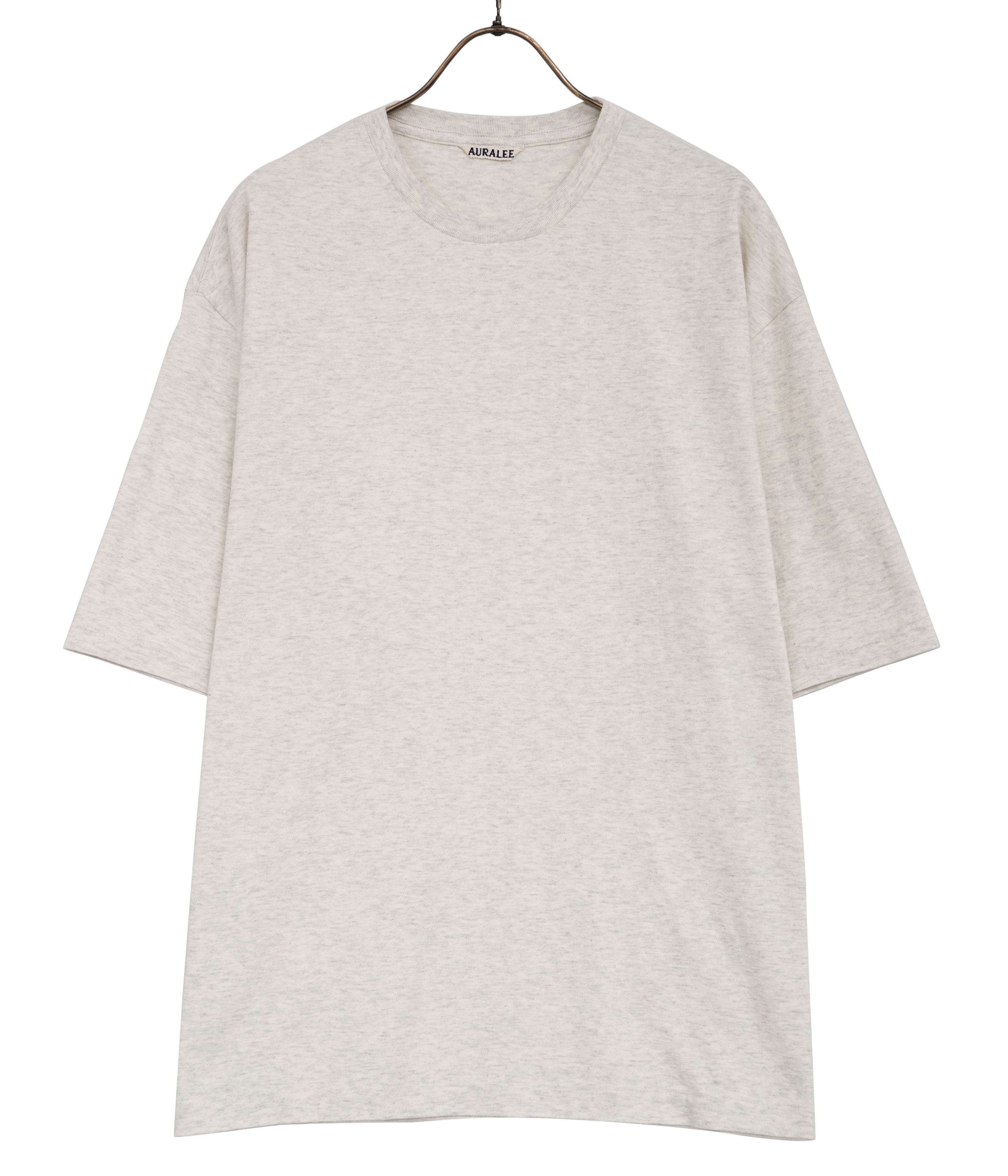 SEAMLESS CREW NECK HALF SLEEVE TEE