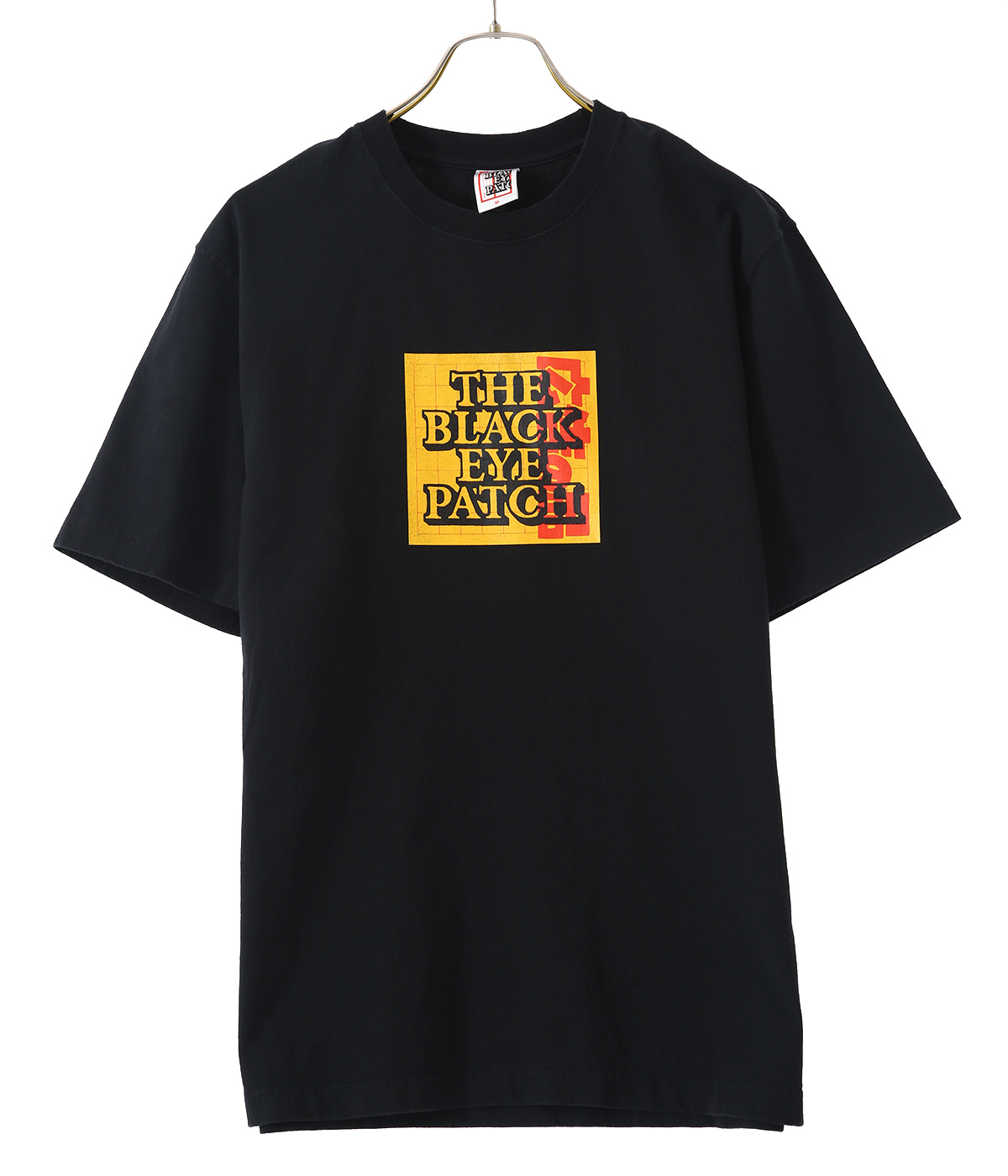 """AS ADVERTISED""LABEL TEE"