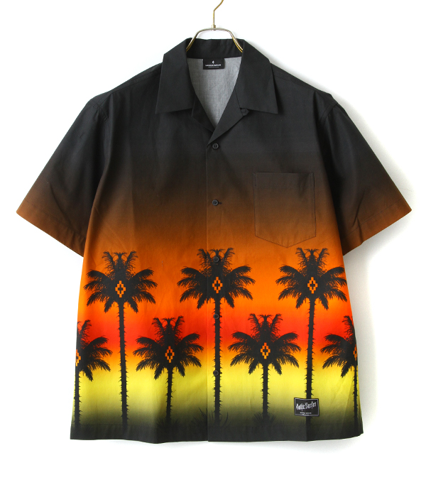 RED PALM SHIRT