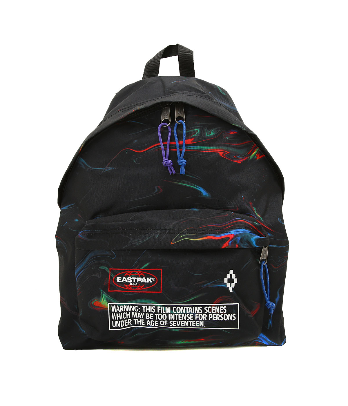 ALL OVER EASTPACK BACKPACK