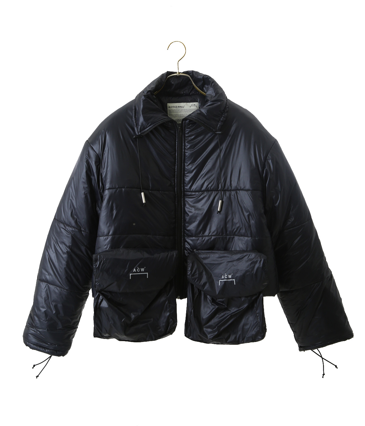 OVERSIZED POCKET PUFFER JACKET