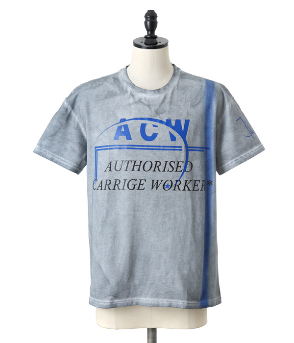 SS1*AUTHORISED CARRIAGEWORKER T-SHIRT