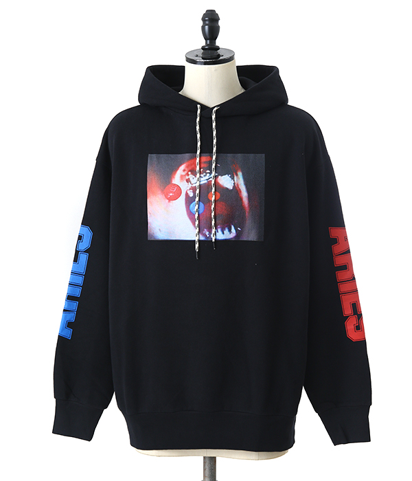 GRAPHIC HOOD SWEAT ODB